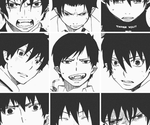 anime, ao no exorcist, and blue exorcist image