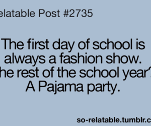school and party image