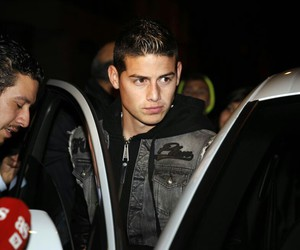 james rodriguez, real madrid, and j10 image