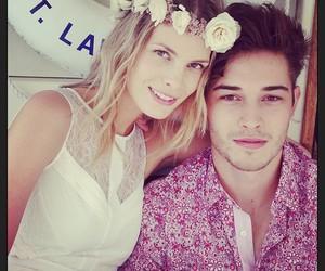 Francisco Lachowski, model, and wedding image