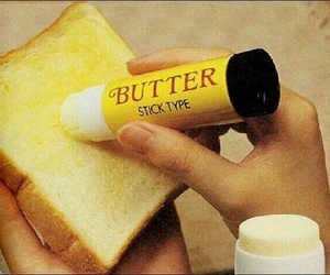 bread, cool, and butter image