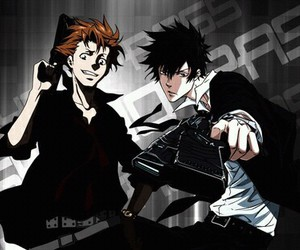 anime, epic, and psycho pass image