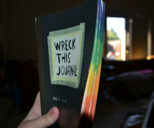 photography and wreck this journal image