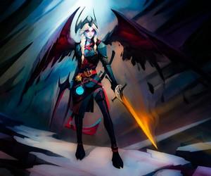 hero, Queen, and wings image