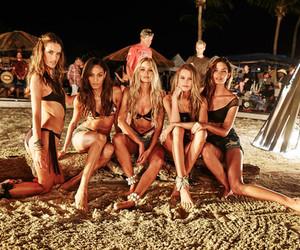 Victoria's Secret, Behati Prinsloo, and candice swanepoel image