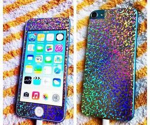 case, glitter., and ipod 5 image