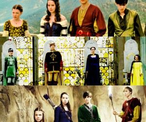 narnia, ravenclaw, and slytherin image