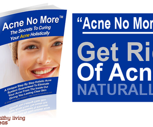 get rid of acne and acne no more image
