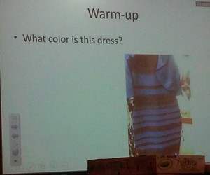 black and blue, dress, and funny image