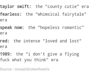 1989, album, and fearless image