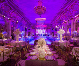 bride, collor, and decoration image