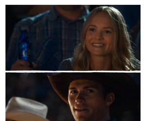 boy girl, britt robertson, and scott eastwood image