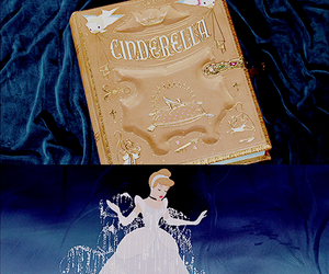 cinderella, disney, and classic disney image