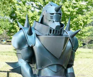 cosplay, fullmetal alchemist, and alphonse elric image