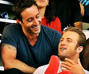 friendship, scott caan, and danny williams image