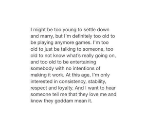 love, quotes, and young image