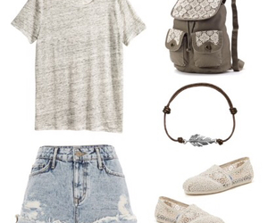 outfit, pale, and Polyvore image