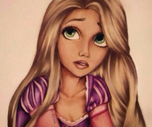 art, princess, and pretty image