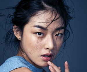 face, freckles, and choi ah ra image