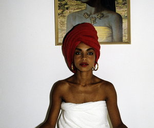 90s, sade, and African woman image