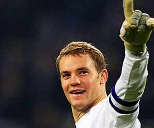 handsome, bayern munich, and manuel neuer image
