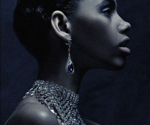 black woman, classy, and fashion image