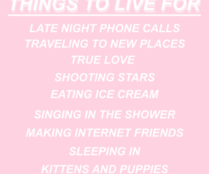 pink, aesthetic, and live image