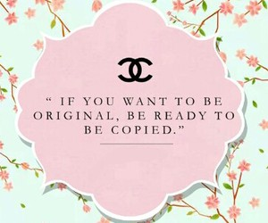 chanel, channel, and coco chanel image