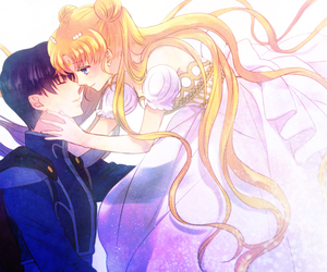 sailor moon, anime, and usagi tsukino image