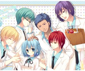 anime, kuroko no basuke, and kise ryouta image