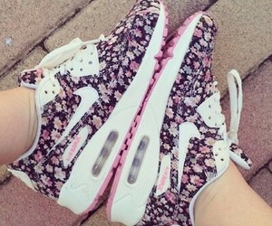 air max, mode, and pink image