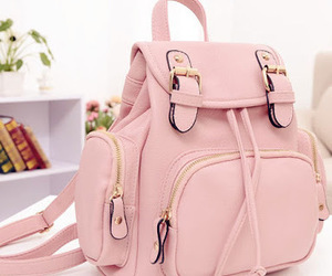 backpack, fashion, and cute image