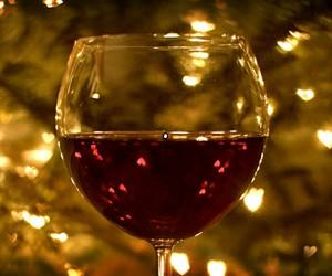 heart, hearts, and wine image