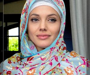 africa, beautiful, and hijab image
