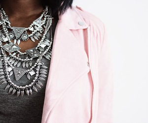 fashion, jewellery, and necklace image