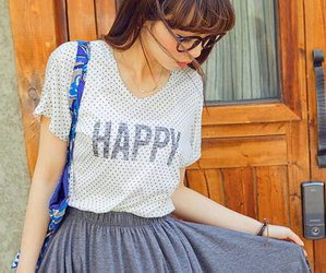 girl, fashion, and happy image