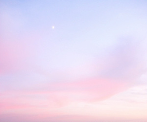 sky, pink, and pastel image