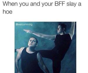 funny, bff, and channing tatum image