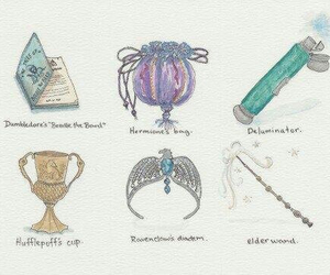 harry potter, harrypotter, and hogwarts image