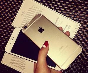 girl, luxury, and iphone image