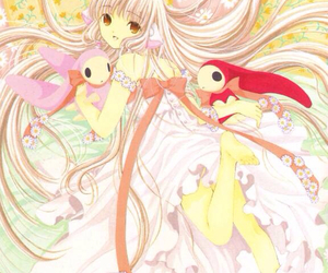 chii and chobits image