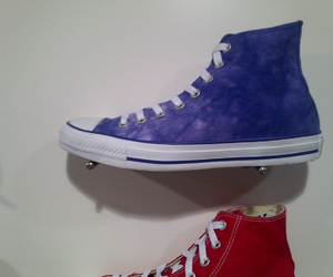 all stars, shoes, and laces image