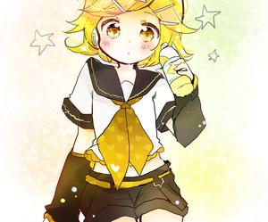anime, rin, and girl image