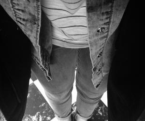 black&white, clothes, and pretty image