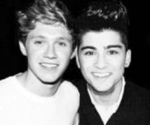 bromance, niall horan, and ziall image