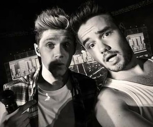1d, love, and liam payne image