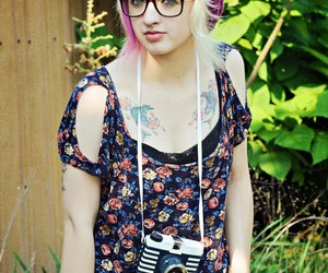 beautiful, hipster, and clothes image