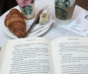 airport, book, and breakfast image