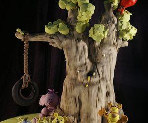 cakes, cartoon, and children image