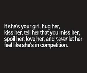 competition, love her, and your girl image